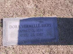 Dora Vermelle <i>Brown</i> Biery