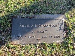 Arvis Alonzo Richardson