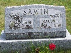 Marion R <i>Carpenter</i> Sawin
