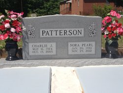 Nora P. Patterson