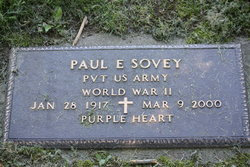 Paul E Sovey