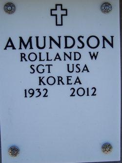Rolland Wayne Amundson