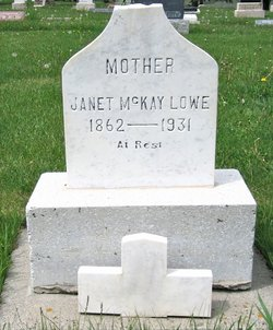 Janet <i>McKay</i> Lowe