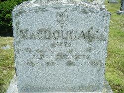 Clara Elizabeth Lizzie <i>Dolloff</i> MacDougall