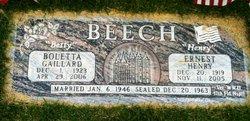 Ernest Henry Beech
