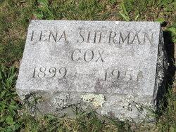 Lena <i>Sherman</i> Cox