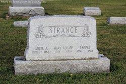 Ancil J. Strange