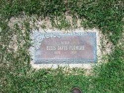 Ellis Davis Plumlee