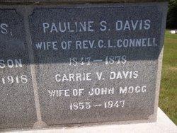 Pauline S. <i>Davis</i> Connell