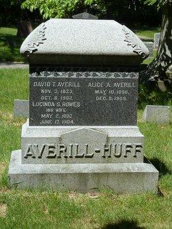 Lucinda S. <i>Howes</i> Averill