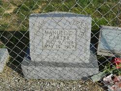 Manuel C Carter