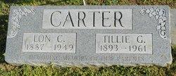 Alonzo Clay Lon Carter