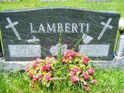 Albert C Lamberti