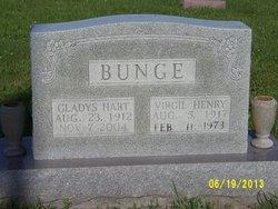 Gladys <i>Hart</i> Bunge
