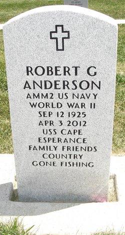 Robert George Anderson