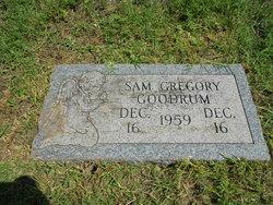 Sam Gregory Goodrum