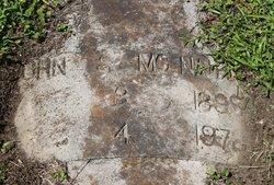 John S McNair