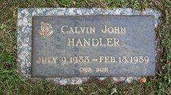Calvin John Handler