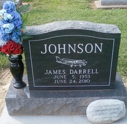 James Darrell Johnson