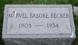 Marvel <i>Basore</i> Becker