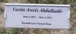 Yasiin Aweis Abdulkadir