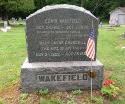 Rev Edwin Wakefield