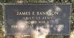 James Edward Bankson
