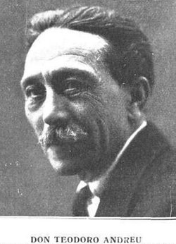 Teodoro Andreu Sentamans