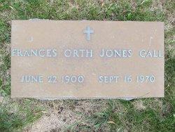 Frances Orth <i>Jones</i> Call