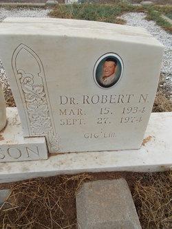 Dr Robert Neil Allison