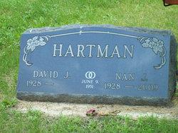 Naomi Justine <i>Simerman</i> Hartman