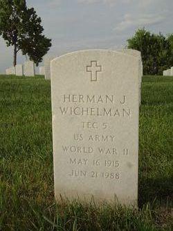 Herman J Wichelman