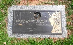 Roderick Anthony Dolla Burton, II