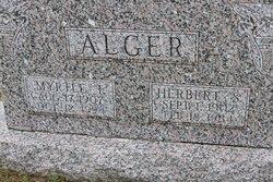 Myrtle Irene <i>Housden</i> Alger