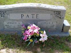Bernice <i>Freeman</i> Pate