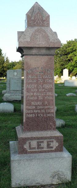 Henry D Lee