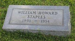 William Howard Staples