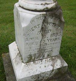 Robert Alexander Withrow