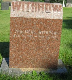 Chalmers Withrow