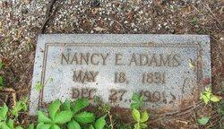 Nancy E Adams