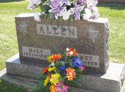 Mary <i>Rowe</i> Allen
