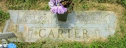 Junious W. Booger Black Carter