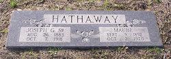 Maude Kitty <i>Crew</i> Hathaway