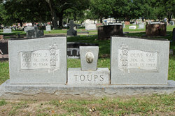 Olive Ray <i>Toups</i> Van Dorn