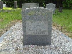 Issac B Justus