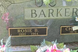 Rosa Bell <i>Robbins</i> Barker
