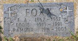 Eddie Foxx