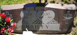 Rebecca E. Becky <i>Conner</i> Bailey