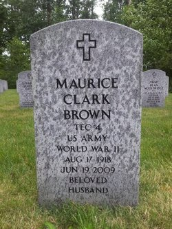 Maurice Clark Brown