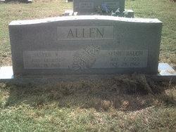 Aline <i>Balch</i> Allen